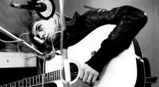 Kurt Cobain: Eternal Sigh