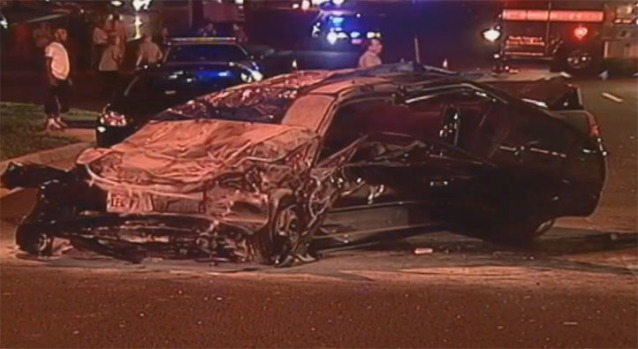 [DC] Fiery Multi-Vehicle Crash Kills Two