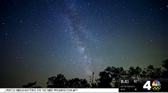 Gaze at the Stars at Shenandoah Night Skies Fest