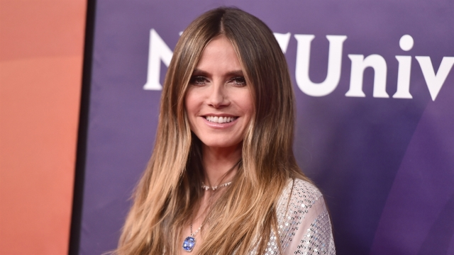 Heidi Klum Breaks Silence on Leaving 'America's Got Talent'