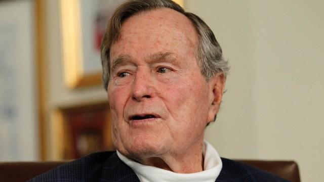 George H.W. Bush, Barbara Bush Both Hospitalized