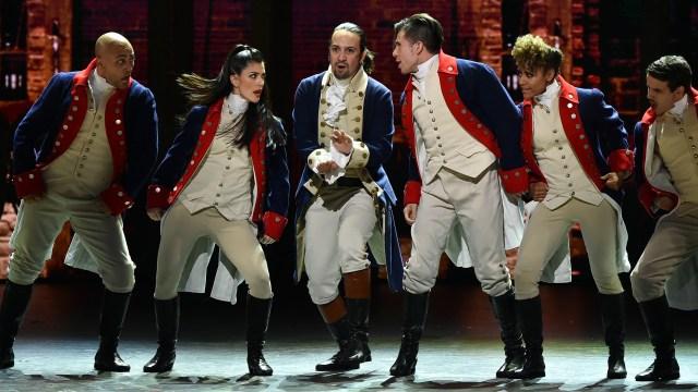 'Hamilton' Coming to Baltimore for 4-Week Run Next Summer