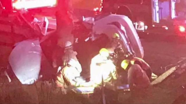 Two Killed, Girl Hurt After Crash in Great Falls, Virginia