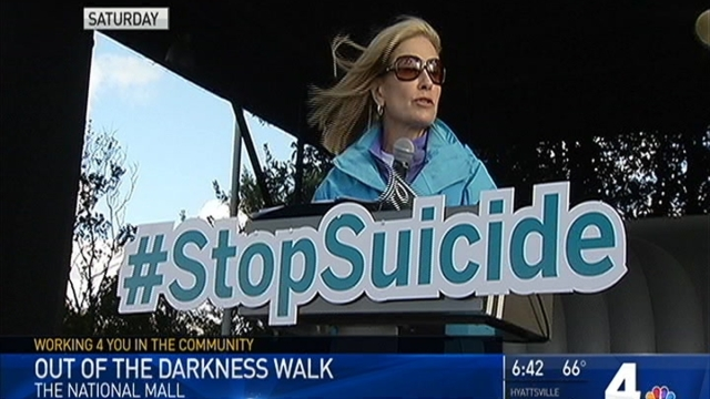 Out of Darkness Walk Raises Awareness for Suicide Prevention