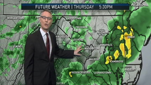 Storm Team4 has the forecast for Oct. 27, 2016.