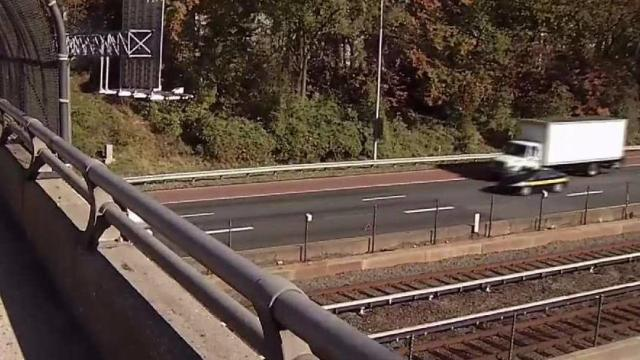 Woman Killed After 12-Year-Old Boy Jumps Off I-66 Overpass
