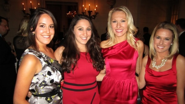 Painting the Town Red at a Heart-Healthy Gala