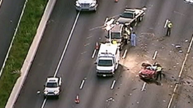 One Killed in Head-On Crash on I-95 in Maryland | NBC4