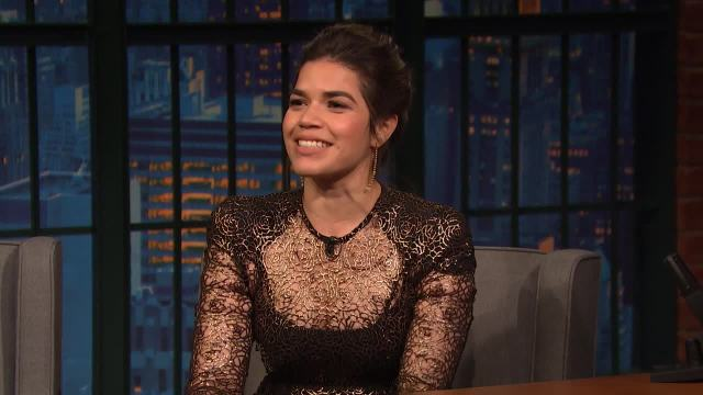 'Late Night': America Ferrera Looks Back on 'Dragons' Series