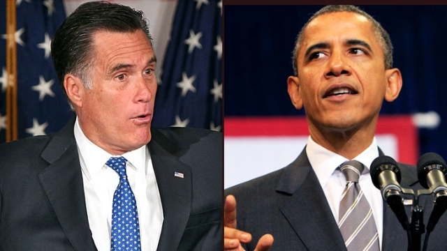 Poll: Obama, Romney In Dead Heat In Va.
