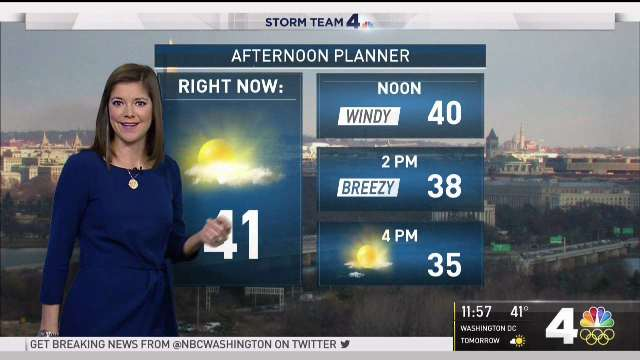 <p>StormTeam4 Meteorologist Amelia Draper has your 10-day forecast as we look to warmer weather at the beginning of next week.</p>