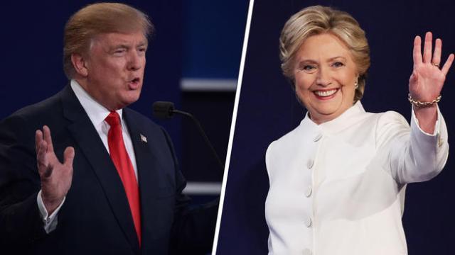 Trump Addresses New Hampshire Rally
