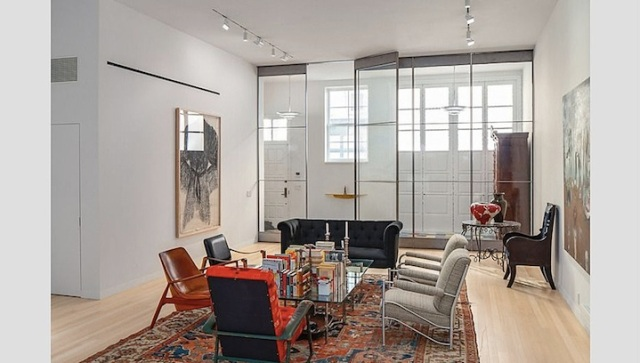The Stunning West Village Carriage House With A Checkered Past