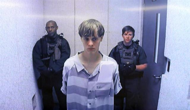 Church Shooter Roof Had Cold, Hateful Heart: Prosecutor