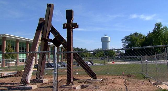 [DC] New Memorial Dedicated at 9/11 Memorial in Virginia