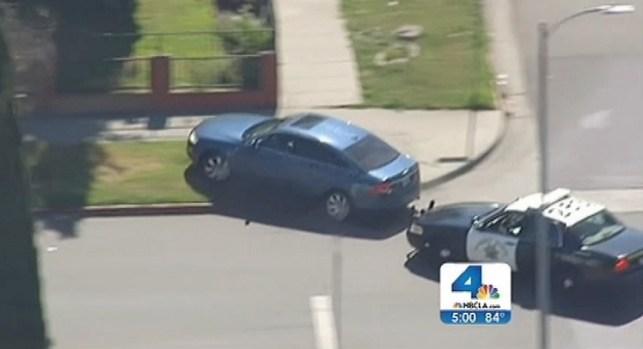 [NATL-V-LA] Dramatic SoCal Car Chases Defy Logic, Common Sense