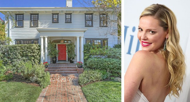 [NATL-LA] Katherine Heigl's Former Home Finds a Potential Buyer