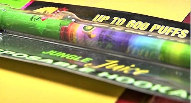 [DC] Alternative Tobacco Use Rising With Teens