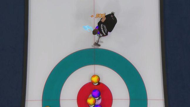 WATCH: Curling Meets Mario
