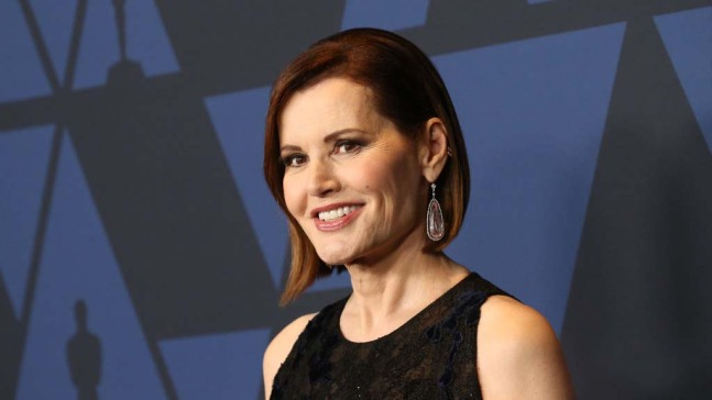 Geena Davis Says She Never Married Doctor Filing for Divorce