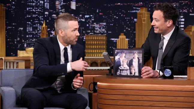 Ryan Reynolds Talks About Fatherhood
