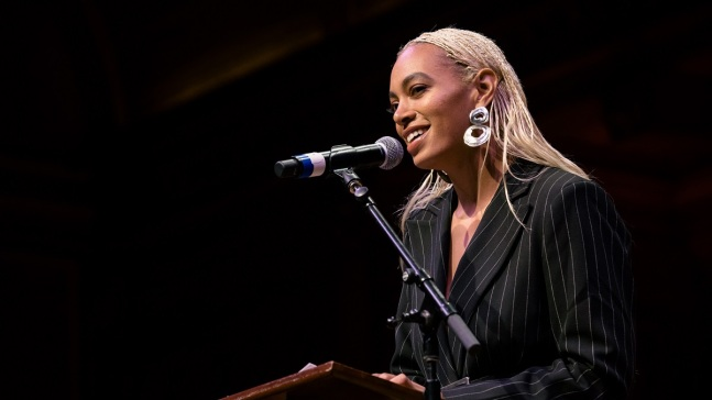 Belafonte Recalls Lena Horne's Activism as Solange Honored