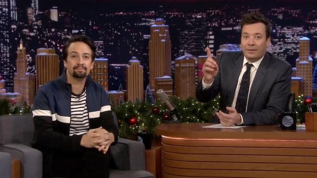 'Tonight': Jimmy Fallon Heading to Puerto Rico With Lin-Manuel Miranda