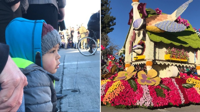 Photos: Rose Parade 2019 Lights Up Faces in the Crowd
