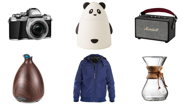 2017 Holiday Gift Guide: Travel, Eat, Relax, Repeat