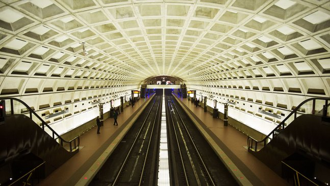 Free New Year's Metro Rides, Midnight to 3 A.M.