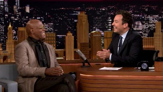 'Tonight': Samuel L. Jackson Played Golf With Arnold Palmer