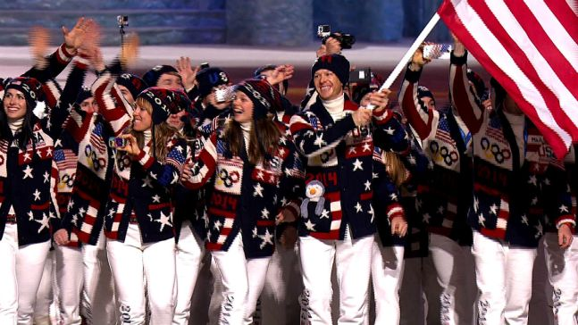 9 Unforgettable Sochi Olympic Moments