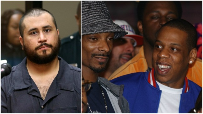 Zimmerman Threat Against Jay Z Draws Response From Snoop