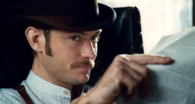 [NATL] Sherlock Holmes Movie Trailer