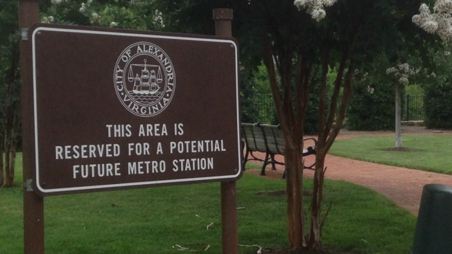 Va. Gov. Approves $50 Million Loan for Potomac Yard Metro Station