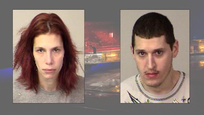 Parents Arrested After Young Children Found on Roof