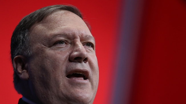 Mike Pompeo Pushes Peace Talks on Unannounced Trip to Afghanistan