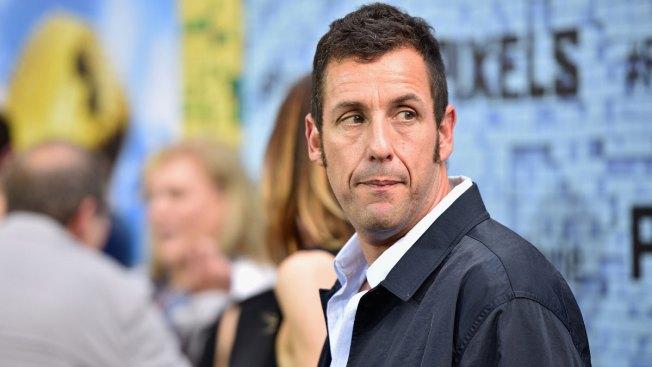 Adam Sandler Earns Raves at Cannes Film Fest