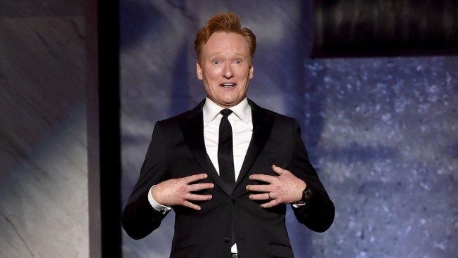 Conan O'Brien Stole Jokes From Twitter, Lawsuit Alleges