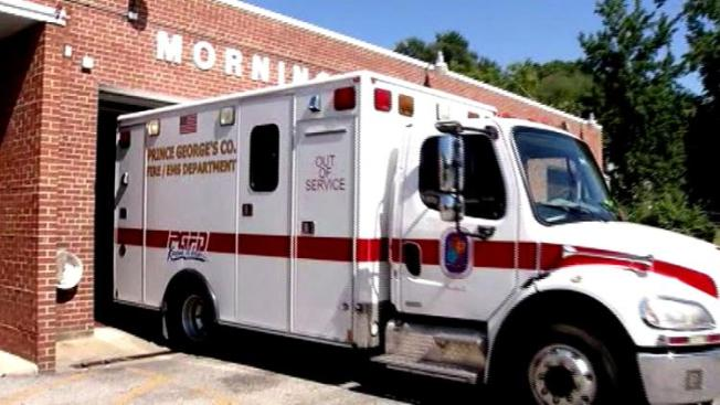Fire Station Wants to Discard Ambulance