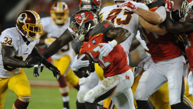Redskins Beat Buccaneers 24-10 in Last Preseason Game