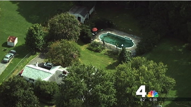 Body Found in Laurel Pool