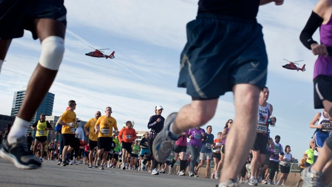 Tighter Security, Bag Restrictions at Marine Corps Marathon This Year