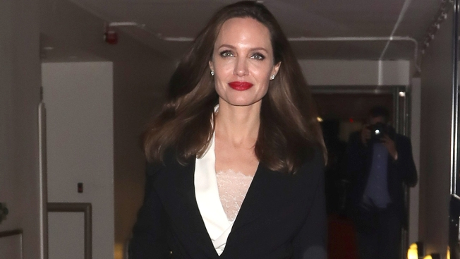 Angelina Jolie Doesn't Rule Out Move Into Politics