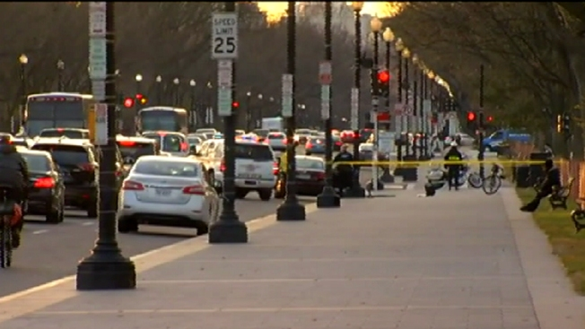 Man Reaches Plea Deal After Rifle, Ammunition and Blade Found in His Car Near White House