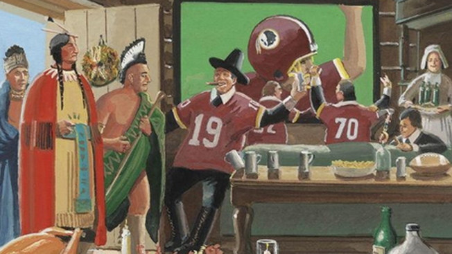 New Yorker Lampoons Redskins On Latest Cover