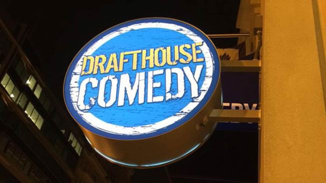 Get More Laughs in DC at the Drafthouse Comedy Theater