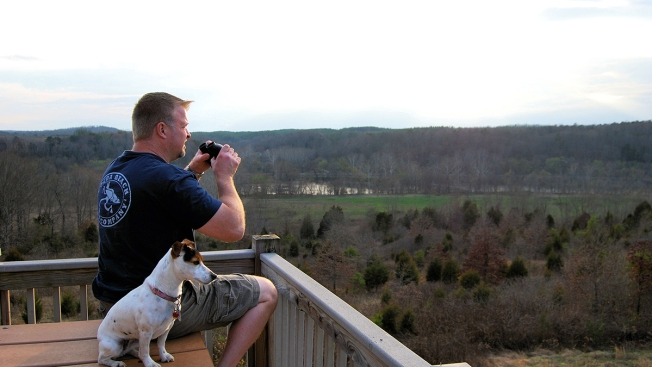 Virginia State Park Goes Dark to Make Stargazing More Dazzling