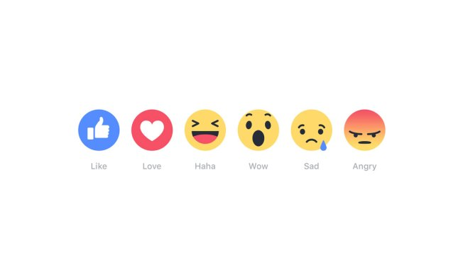 Facebook's Radical New 'Like' Buttons Are Rolling Out Today