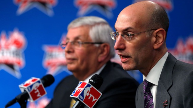 Silver Replaces Stern as NBA Commissioner